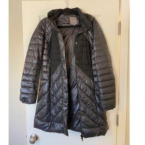 Duvetica Long Lightweight down coat